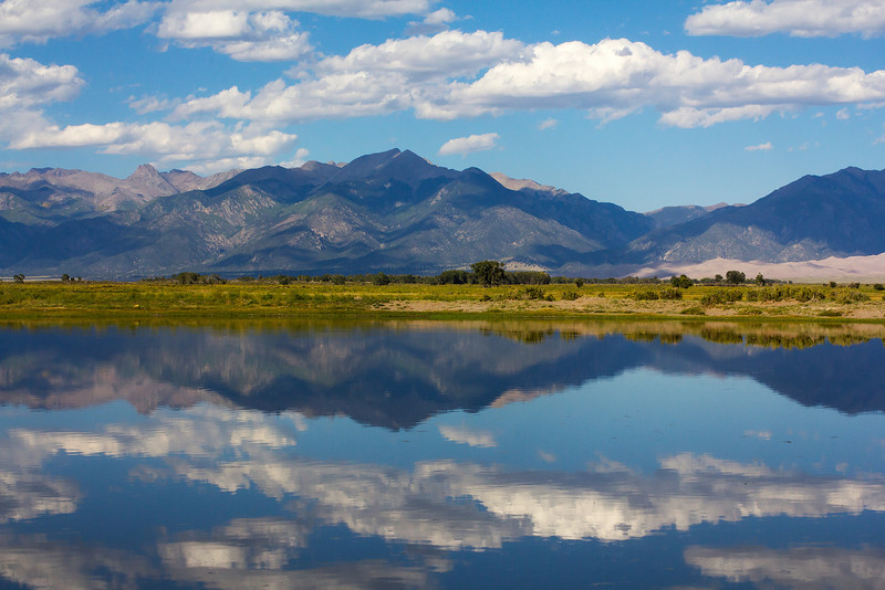 The Nature Conservancy's Medano-Zapata Preserve, Colorado, USA
