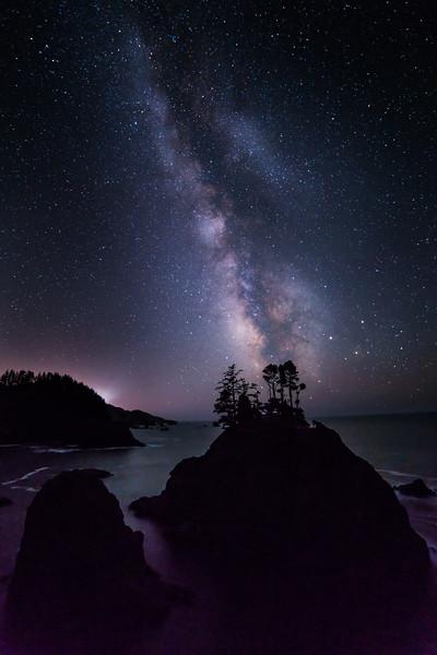 Stack of stars