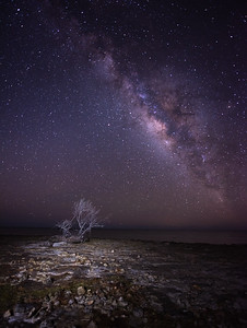 Milky Way in the Florida Keys