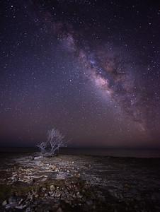 Milky Way in the Florida Keys