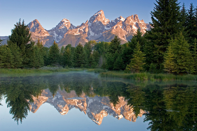 Schwabacher's Landing, Grand Teton National Park