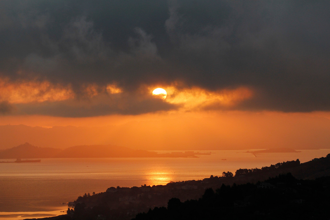 Sunrise - Corte Madera, California