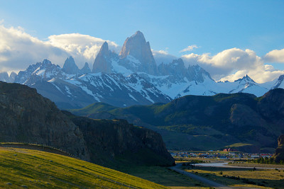 Mt Fitz Roy, Patagonia
