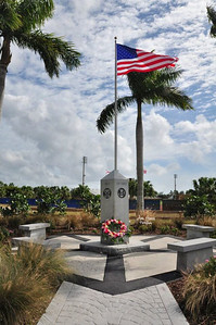 Tropical Park Veterans Memorial