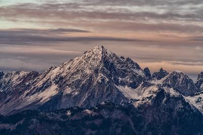 Landscape: Mt Larrabee, North Cascades  | Mt Baker-Snoqualmie National Forest