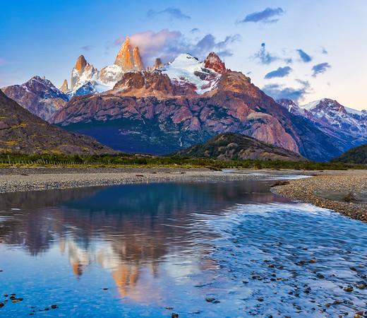 Los Glaciares National Park, Patagonia, Argentina