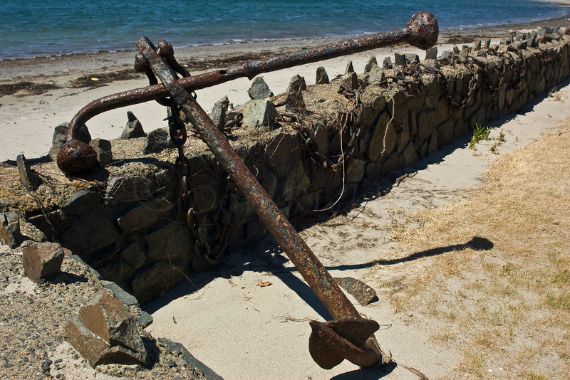 Anchor and Wall