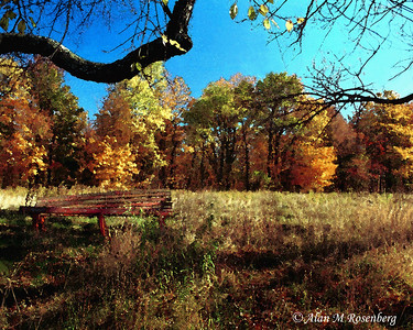 Autumn scene-Old Monticello Rd-Liberty, NY