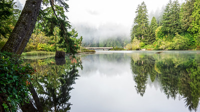 Lake Sylvia State Park, Grays Harbor County, Washington