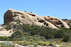 Large rock formation, Cajon Pass California