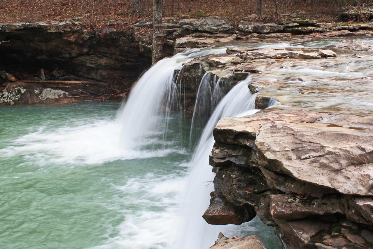 Falling Water Falls, Richland Wilderness Area