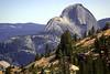Half-Dome in Yosemite
