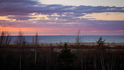 North Coast Evening Color