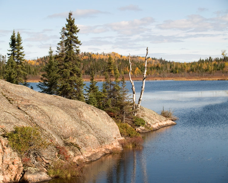 Fall Lake - Ontario, CN - Oct 2006