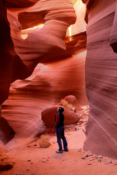 Lower Antelope Canyon - Page, AZ - Jan 2011