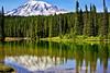Relfection Lake in Mt Rainier