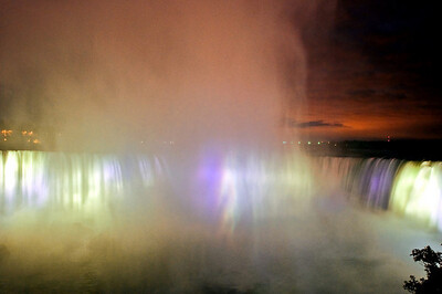 Niagara Falls, September 2010