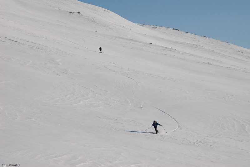 Telemarking in Norway