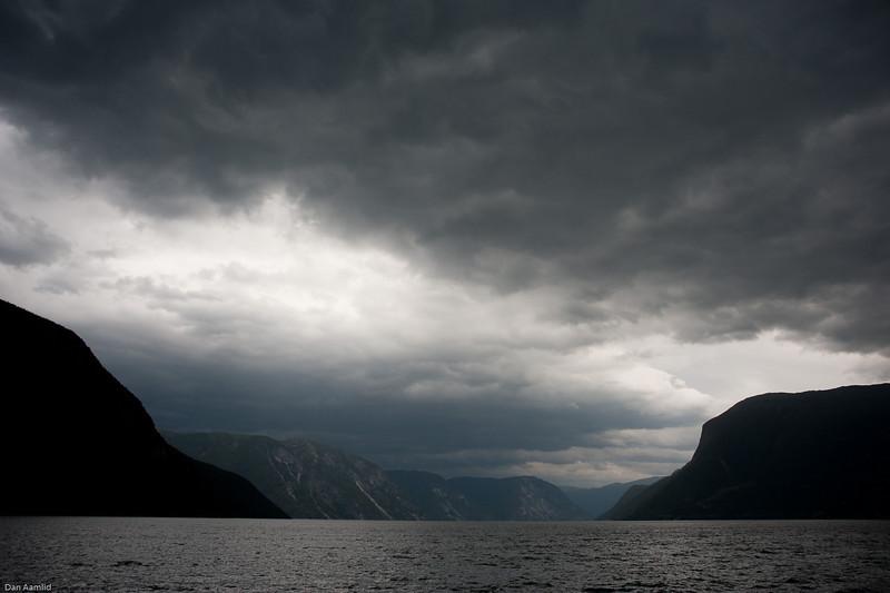 Sognefjorden, W-Norway