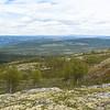 Hirkjølen forsøksområde, Ringebu, Norge