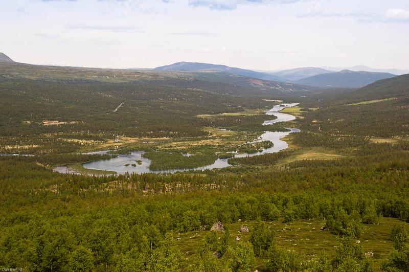 Sjodalen med Sjoa, Vågå, Oppland