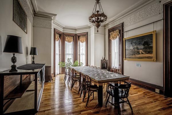 Langdon-Pratt Mansion ~ Elmira, NY