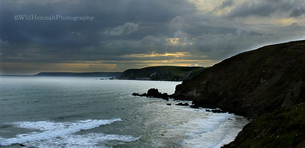South Devon Cliffs