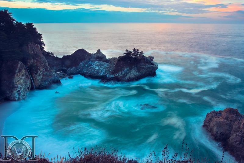 McWay Falls (Big Sur, CA)