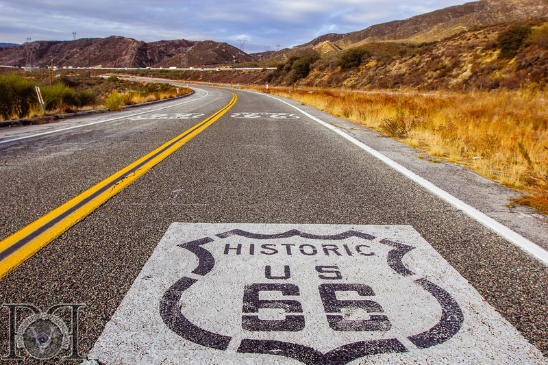 Historic Route 66 (California)