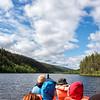 Cruising the Lemmenjoki