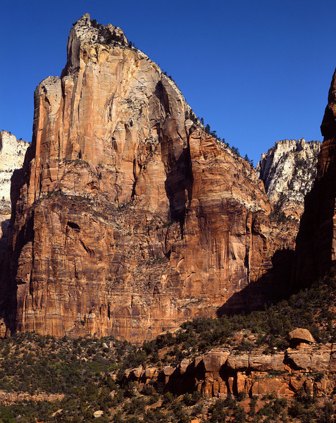 One of the Three Patriarchs, Zion National Park