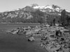 Tenaya Lake, Yosemite High Country