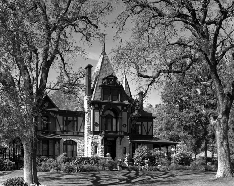 Rhine House, Beringer Vineyards, Napa California