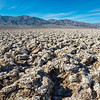 Death Valley - Devil's Golf Course.