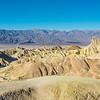 Death Valley - Zabriskie Point.