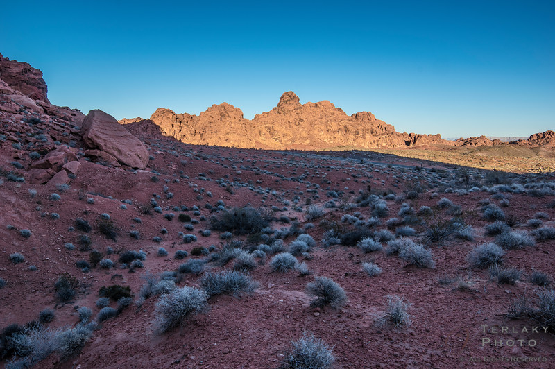Valley of Fire.