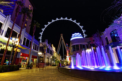 High Roller at the Linq, Las Vegas