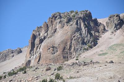 Lassen Peak Dragon's Eye