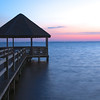 Gazebo at Sunset, Corolla