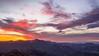 Malibu Canyon overlook.