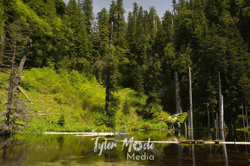 177  G June Lake and Falls