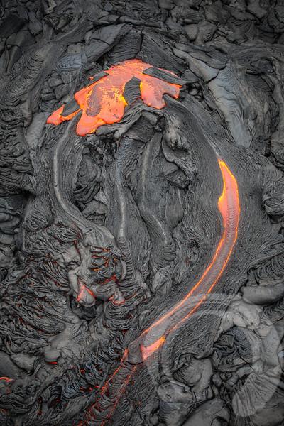 Lava Mandala