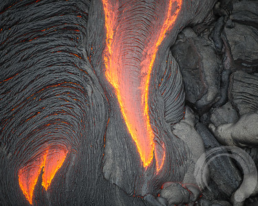 Tails of Lava