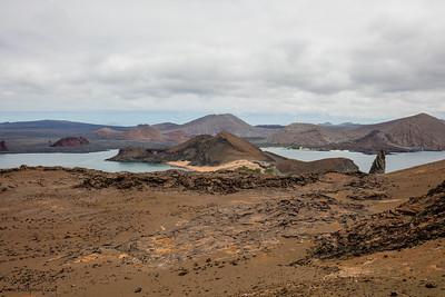 Lavascape - Galapagos, Ecuador