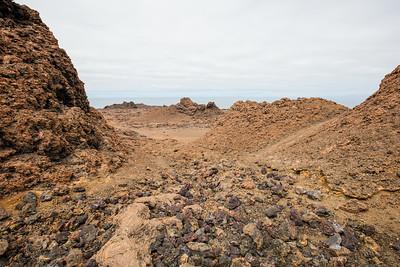 Martian Landscape - Galapagos, Ecuador