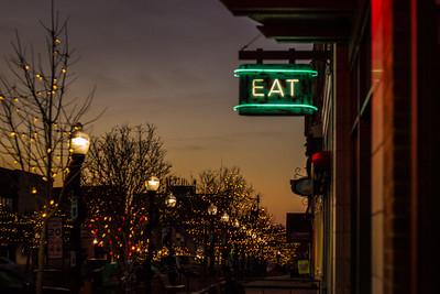 Ladybird Diner-Massachusetts st Lawrence KS
