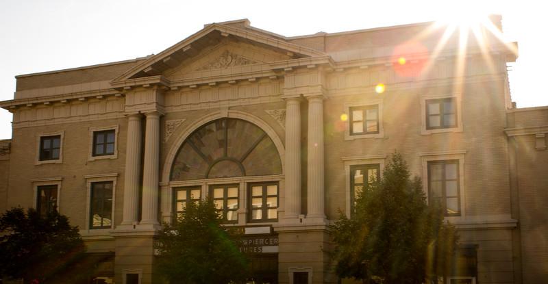 Liberty Hall Lawrence KS