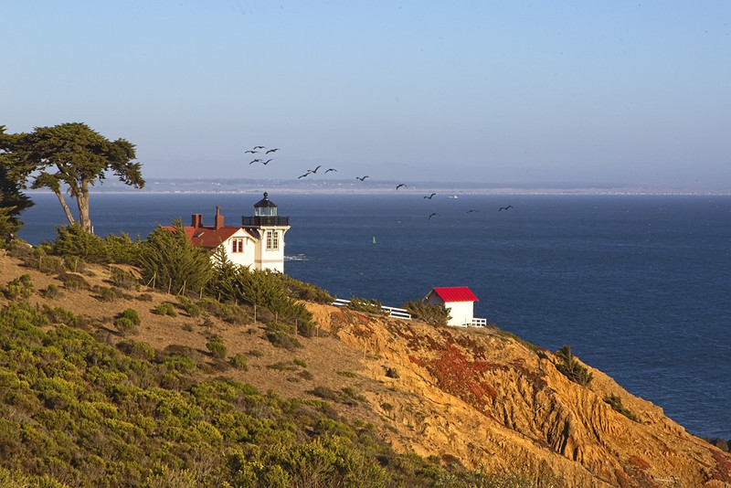 San Luis Point Light Station, San Luis Obispo, California