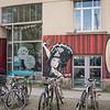 Outside the Musikalische Komödie