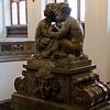 Inside the Neue Rathaus
